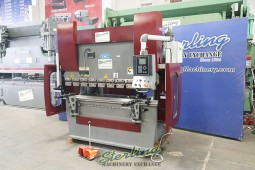 Used NEVER RUN GMC Hydraulic CNC Press Brake (Machine is New Never Used.  Special Discount)