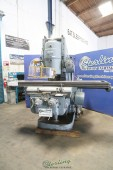 Used Cincinnati Vertical Heavy Duty Milling Machine