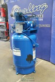 Used Quincy Vertical Air Compressor with Tank