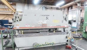Used Accurpress CNC Hydraulic Press Brake