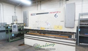 Used Ermak CNC Hydraulic Press Brake (Charlotte, North Carolina)