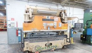 Used Cincinnati CNC Hydraulic Press Brake With UPGRADED CINCINNATI CONTROL YEAR 2010 (Cincinnati Dealer Guarantee)