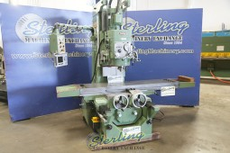 Used Kao Fung Bed Type Mill