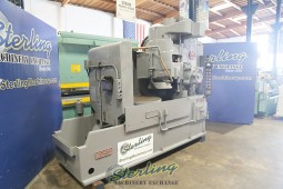 Used Blanchard Vertical Rotary Surface Grinder With a Vertical Spindle