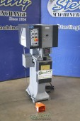Used Spartanics Automatic Registration Punch Press