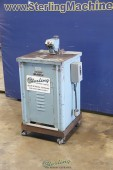 Used Lockformer Stand Alone Auto Guide Power Flanger Machine for HVAC