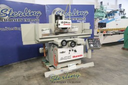 Used Okamoto Fully Automatic (3 Axis) Surface Grinder (Best Brand)
