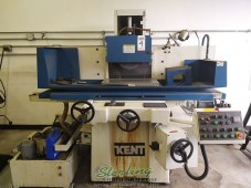 Used Kent 3 Axis Hydraulic Autofeed Surface Grinder