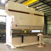 "Brand New Standard Hydraulic Press Brakes ""American Made"" 325 Tons Forming 215 Tons Punching 325 Tons Forming 215 Tons Punching"