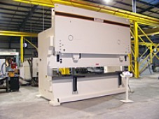 "Brand New Standard Hydraulic Press Brakes ""American Made"" 400 Tons Forming 265 Tons Punching"