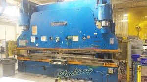 Used Cincinnati Hydraulic Press Brake