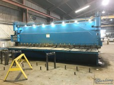 Used Cincinnati Hydraulic Shear