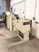 Used Pandjiris Power Welding Positioner with Model A Gripper