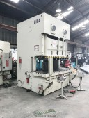 Used Aida Mechanical Two Point C-Frame Press