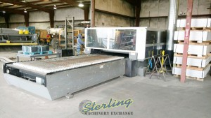 Used Cincinnati Co2 Laser