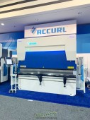 Brand New AccurlUSA GeniusPlus H-Series Press Brake, 6+1 Axis configuration (Y1, Y2, X/R, Z1/Z2 Servo backgauge.)  Installation, Training and 3 Year Warranty Included!