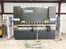 Brand New AccurlUSA 2019 SmartFab 2-Axis Hydraulic Press Brake, Includes Installation, Training, and a 3 Year Warranty