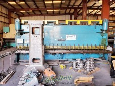 Used Cincinnati Hydraulic Heavy Duty Shear