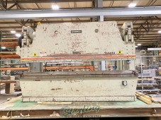 Used Accurpress CNC Hydraulic Press Brake (HEAVY DUTY)