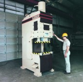 Brand New Standard Heavy Duty C-Frame Press