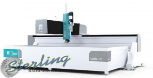 "Brand New Flow CNC Waterjet Cutting System ""Call 626-444-0311 For Specials"""