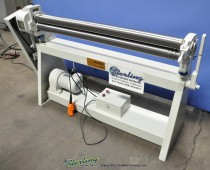 Brand New Acra Powered Slip Roll Machine