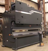 "Brand New Standard Hydraulic Press Brakes ""American Made"" 325 Tons Forming 215 Tons Punching"