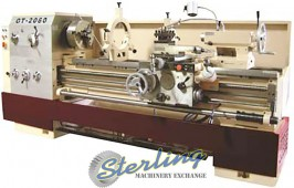 Brand New GMC Precision Gap Bed Lathe