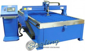 Brand New GMC Heavy Duty CNC Plasma Table