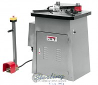 Brand New Jet Hydraulic Sheet Metal Notcher