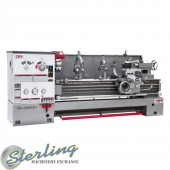Brand New Jet Precision Engine Large Spindle Bore Geared Head Lathe (ZH Series)