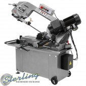 Brand New Jet Horizontal Geared Head Bandsaw