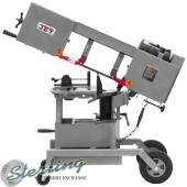 Brand New Jet Horizontal/Vertical Mitering Portable Bandsaw