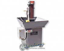 Brand New Kalamazoo Vertical Wet Belt Sander