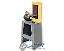 Brand New Kalamazoo Industrial Belt Sander with Stand - 5 HP