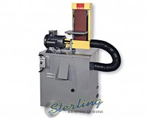 Brand New Kalamazoo Multi-Position Horizontal & Vertical Belt Sander with Vacuum Base