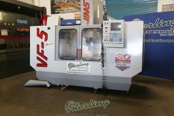Used Haas CNC Vertical Machining Center