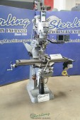 Used Bridgeport Vertical Milling Machine- Loaded with Options!