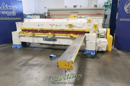 Used Wysong Mechanical Double End Frame Power Shear