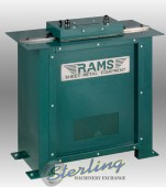 Brand New RAMS Pittsburgh Roll Forming Machine