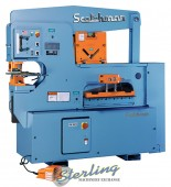 Brand New Scotchman Hydraulic Ironworker