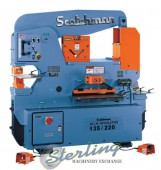 Brand New Scotchman Ironworker (DUAL OPERATION)