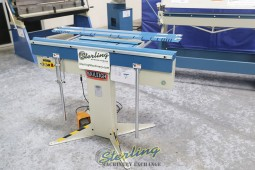 Brand New Baileigh Manually Operated Magnetic Sheet Metal Brake