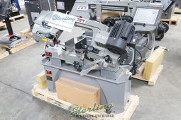 Brand New Jet Horizontal/Vertical Bandsaw with Coolant System