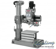 Brand New Jet Radial Arm Drill Press