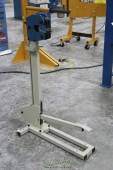 Brand New Baileigh Manually Operated Shrinker Stretcher
