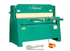 New National Hydraulic Shear