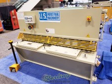 Brand New U.S. Industrial Hydraulic Shear