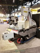 Brand New Hymech Semi-Automatic Vertical Mitering Tilt Frame Band Saw