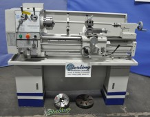 Brand New Birmingham Gap Bed Hobby Engine Lathe (Geared Head)(Single Phase)